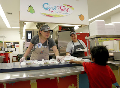 School Cafeteria Worker Job Search