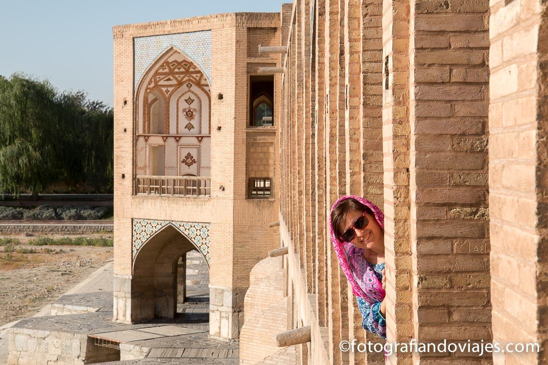 Puente Khaju Isfahan