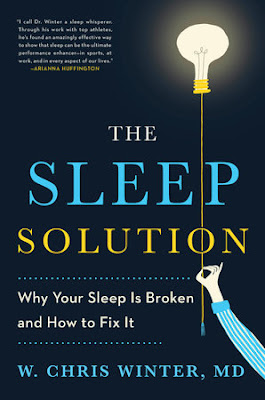 The Sleep Solution: Why Your Sleep is Broken and How to Fix It by W. Chris Winter download or read it online for free