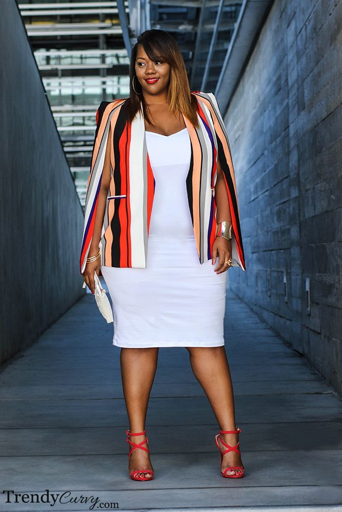 Plus Size Business Casual Attire Tips For Women Kizifashion