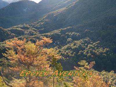 Refugio Cajón del Azul - Comarca Andina - El Bolsón - Epuyén Aventura