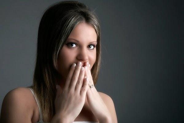 Những nguyên nhân nàng sợ yêu bằng miệng