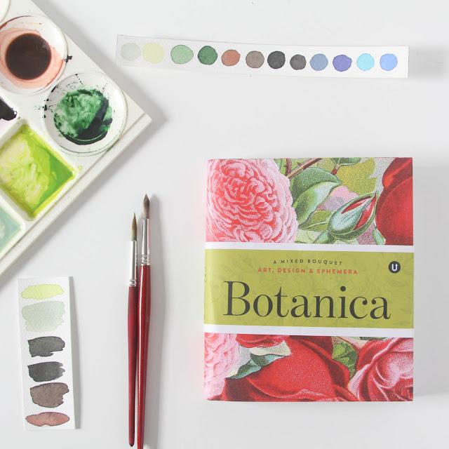 Botanica, UPPERCASE Publishing, Anne Butera, My Giant Strawberry