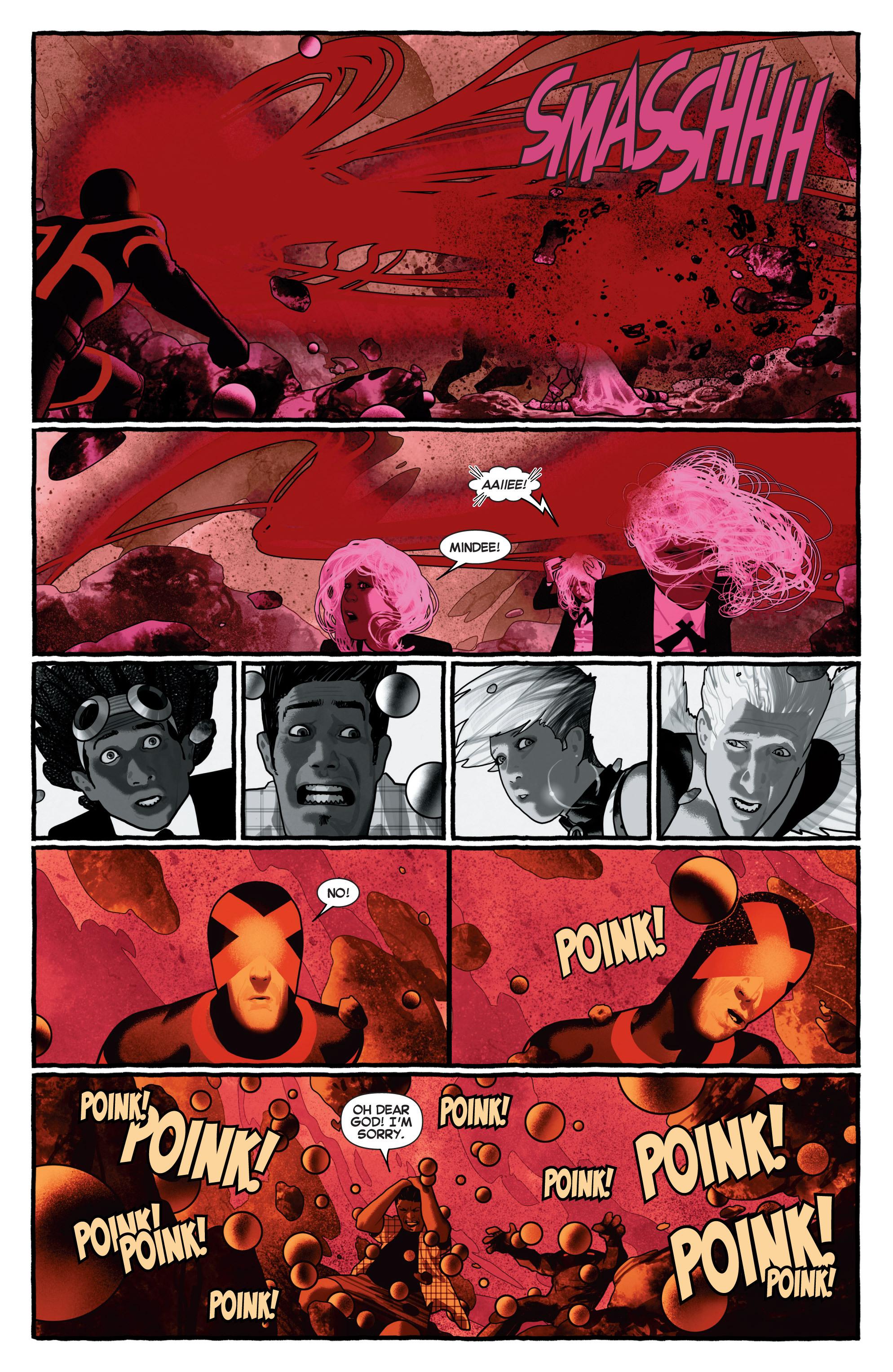 Read online Uncanny X-Men (2013) comic -  Issue # _TPB 2 - Broken - 30