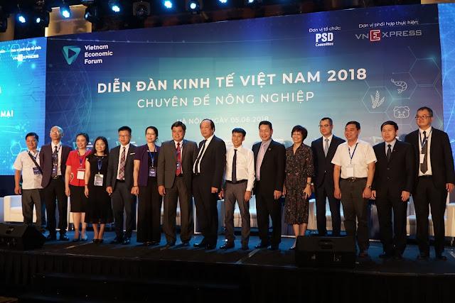 Tổ Chức Diễn Đàn Kinh Tế Việt Nam ViEF