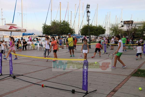 Πρέβεζα: Το Street Tennis ήρθε και στην Πρέβεζα!