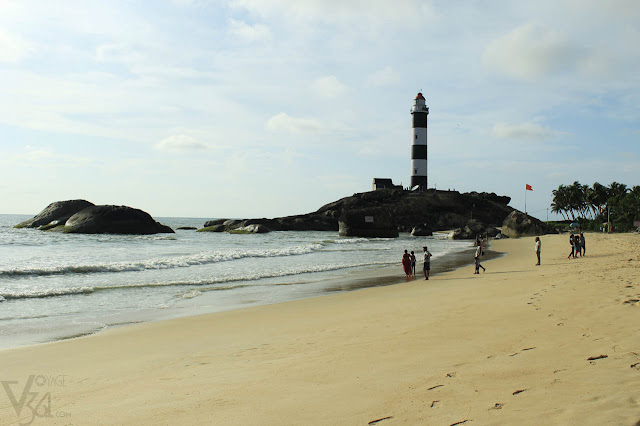 Kapu Beach and the Light House, Udupi