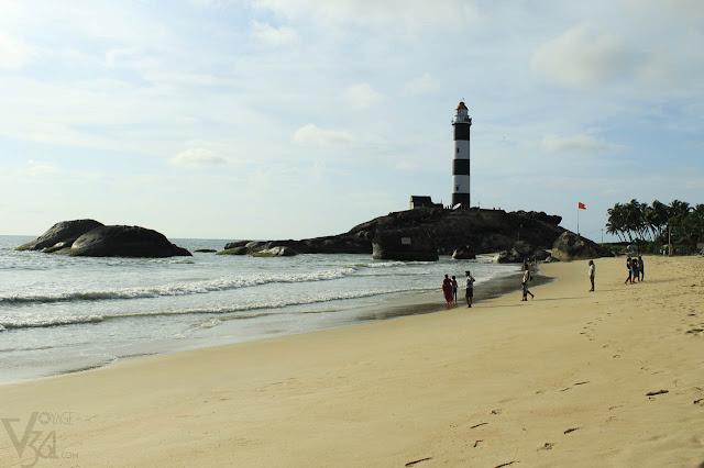 Kapu Beach, Udupi