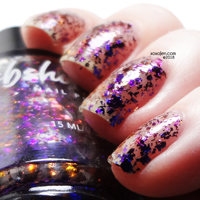 xoxoJen's swatch of KBShimmer Love Thy Selfie