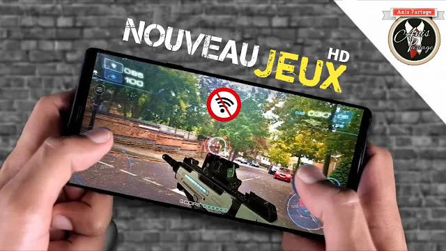 TOP 10 Nouveaux Jeux Android  iOS ( Hors Ligne / En Ligne ) 2019