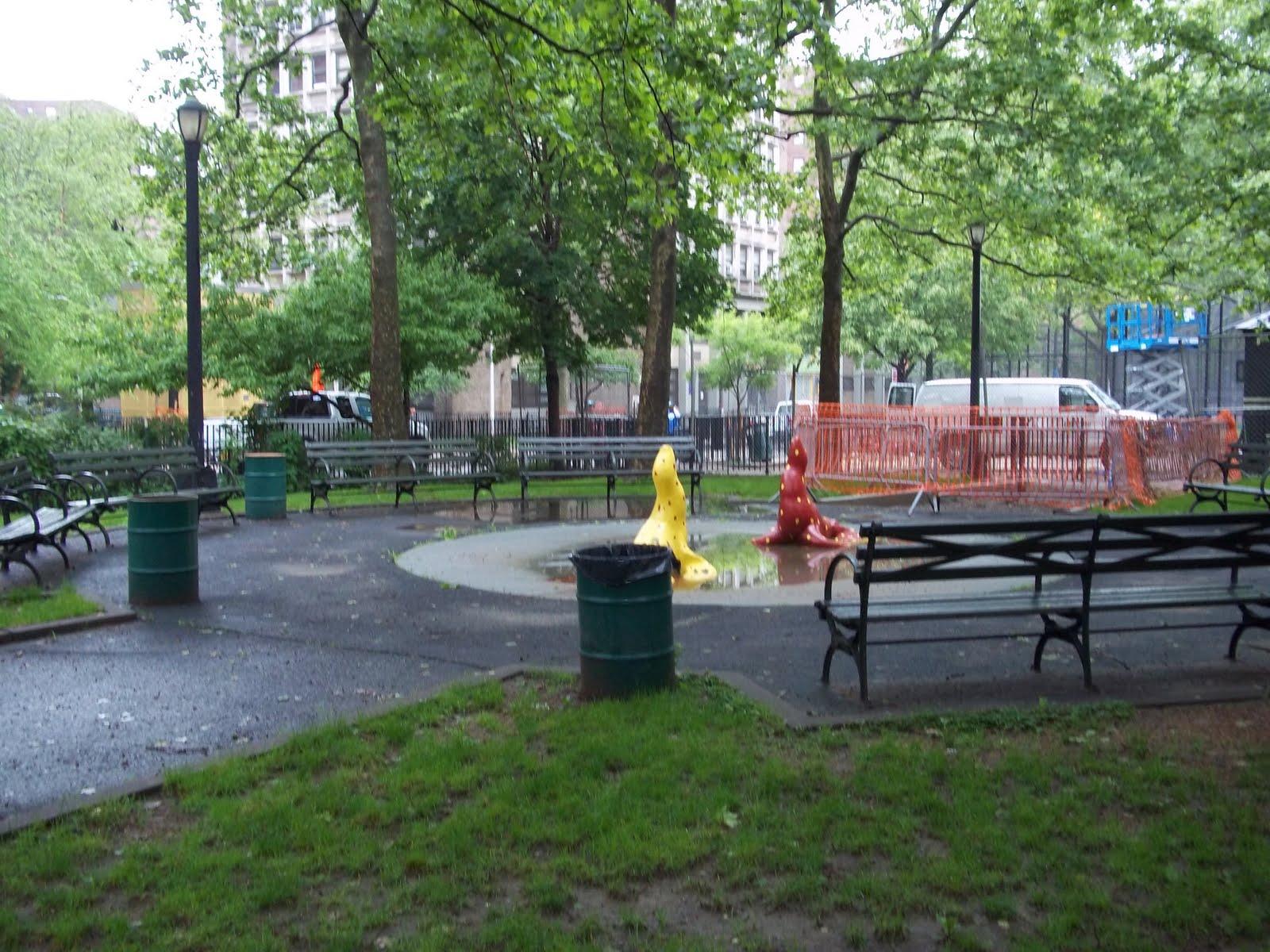 Big City Sustainability: Chelsea Park