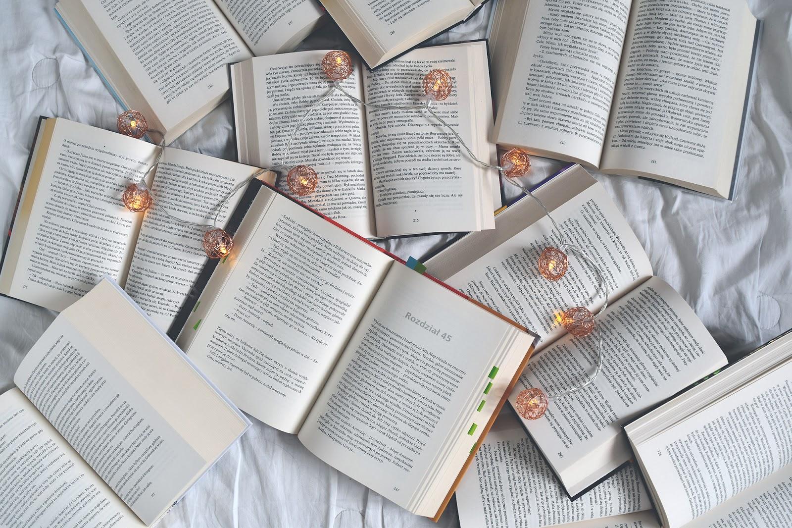 Kwietniowe podsumowanie - książkowo i internetowo