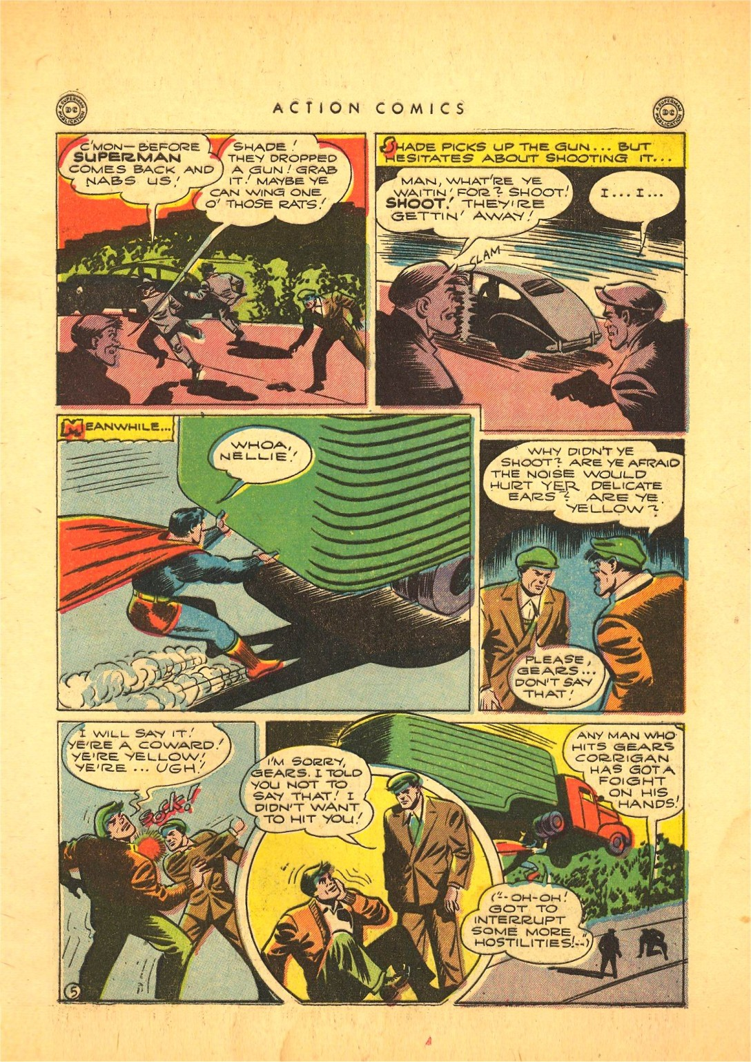Read online Action Comics (1938) comic -  Issue #87 - 6