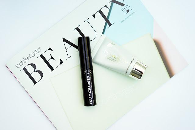 Lookfantastic, beauty box, beauty blogger, GLAMGLOW, PUR, Mom blog, mom blogger