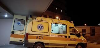 Πορταριά Μαγνησίας: Ζευγάρι έπεσε από το μπαλκόνι ξενοδοχείου κατά τη διάρκεια καβγά