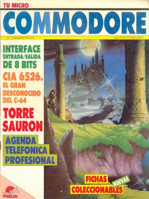Tu Micro Commodore E2 #05 (E2 05)
