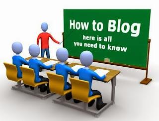 Tips memilih mastah guru ngeblog
