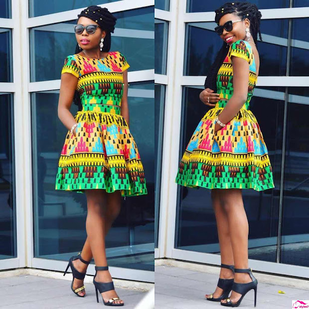 Latest African Fashion Dresses