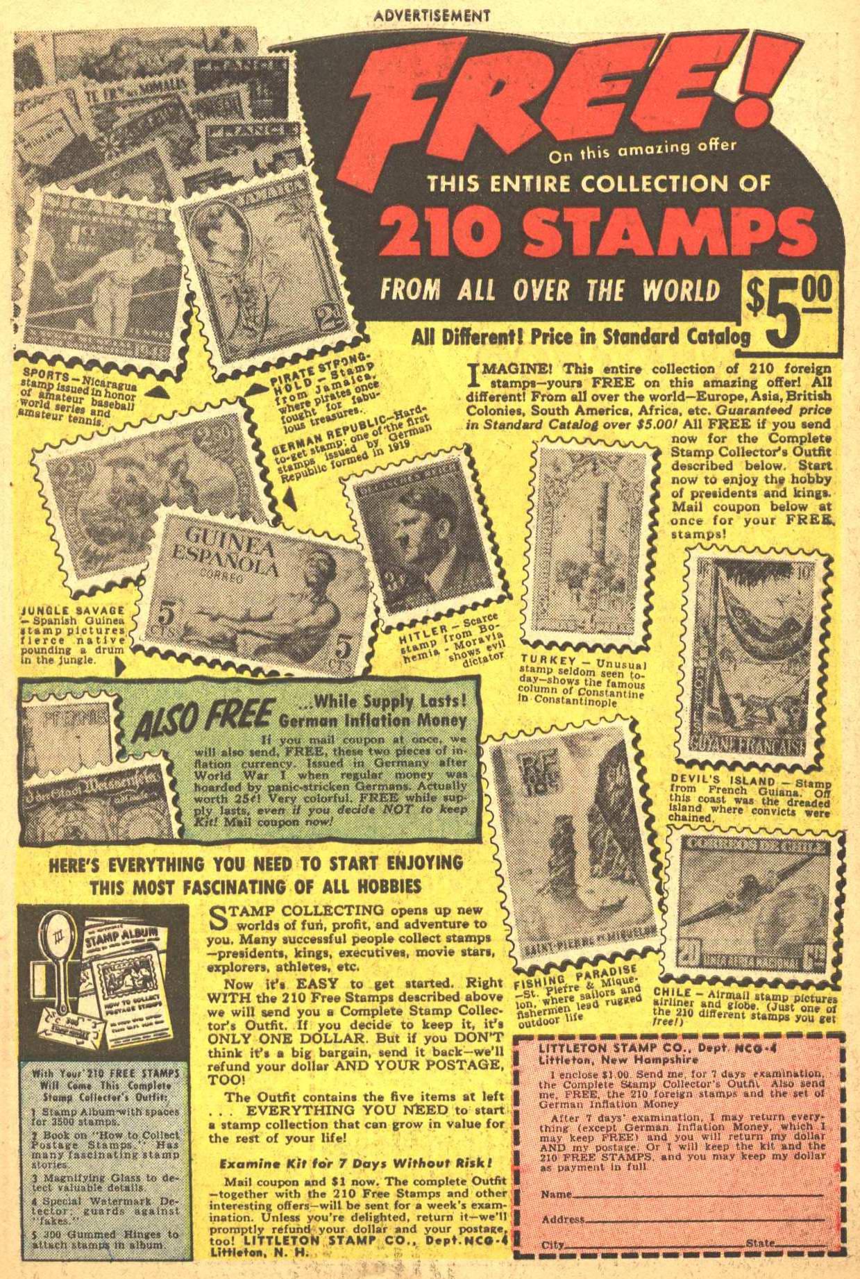 Read online Detective Comics (1937) comic -  Issue #206 - 39
