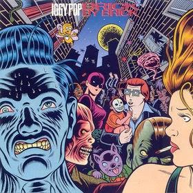 IGGY POP - Brick by brick - Los mejores discos de 1990