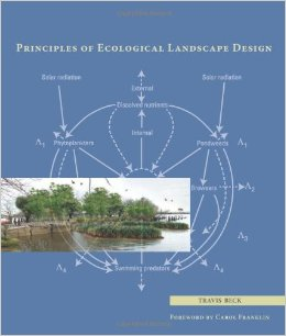 http://www.amazon.com/Principles-Ecological-Landscape-Design-Travis/dp/1597267023