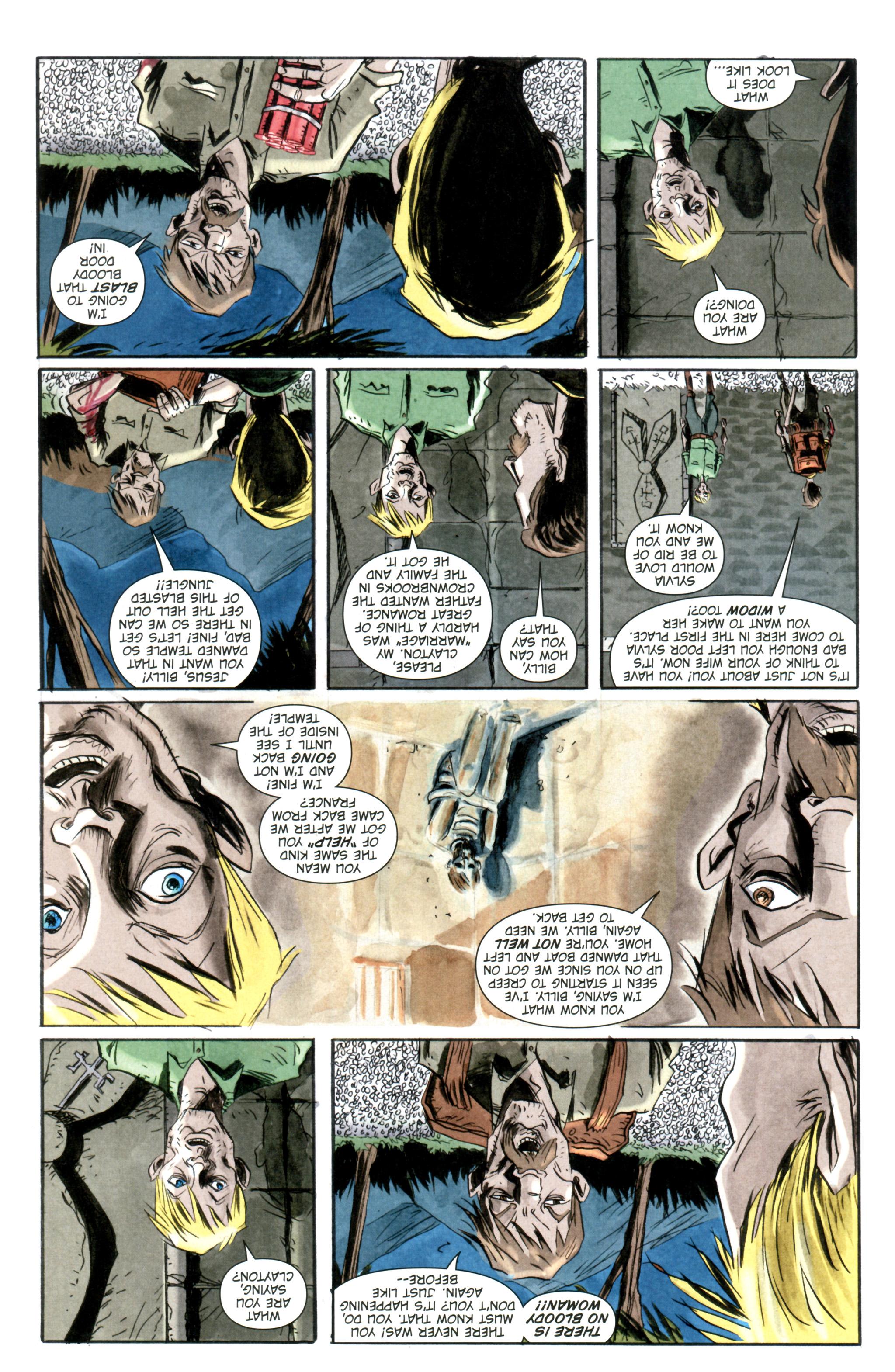 Read online Trillium comic -  Issue #3 - 7