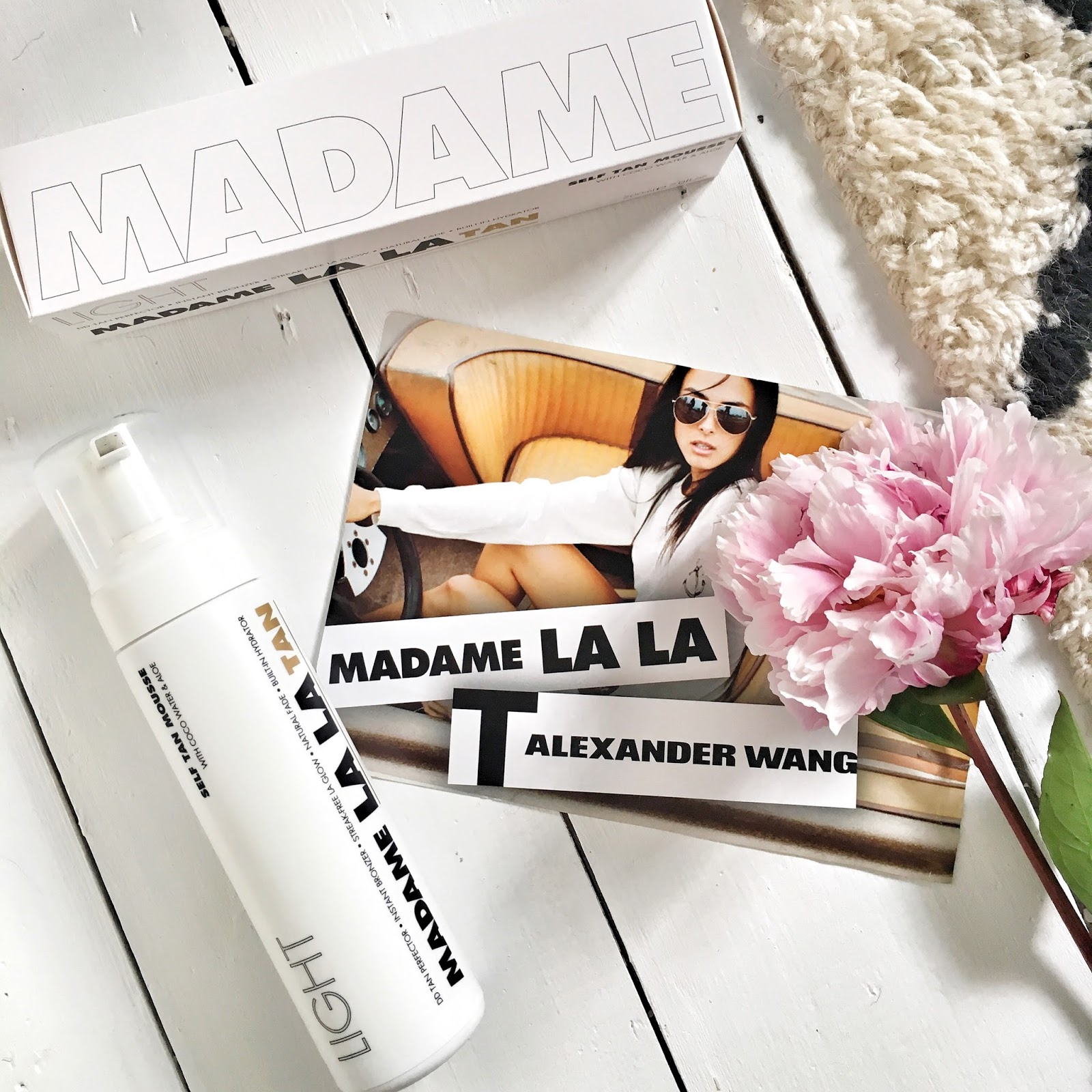 Madame La La Tan in Light Review