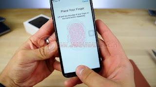 iPhone X HDC Fingerprint