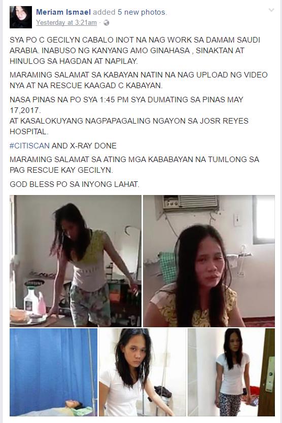 Dating filipina in riyadh
