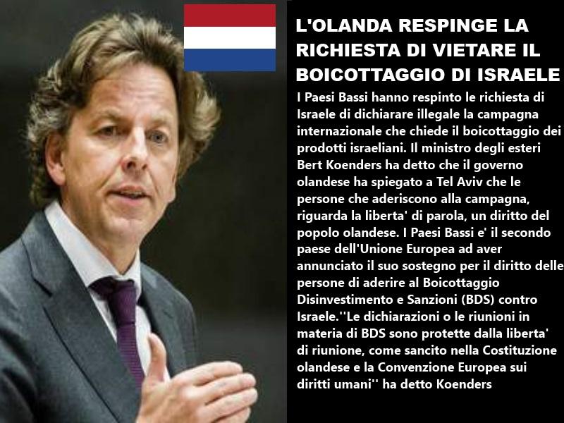 Risultati immagini per olanda BDS