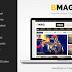 Download – BMAG v2.1.1 – Responsive Magazine Blogger Theme