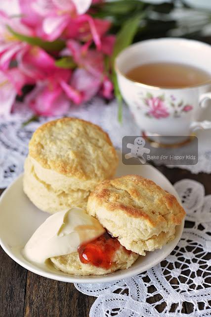 cream scones Anneka Manning