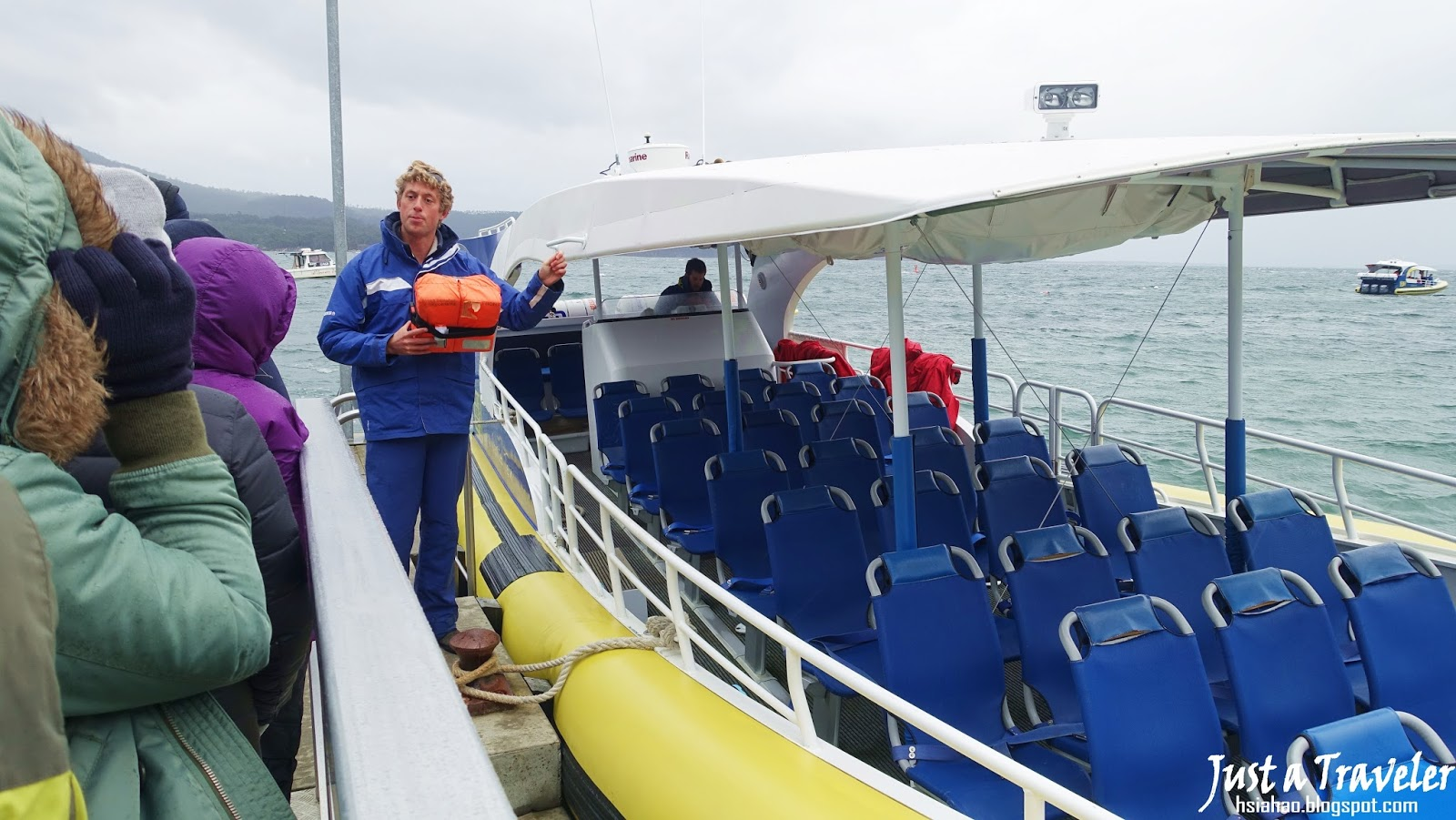 Bruny Island Ferry Timteables May