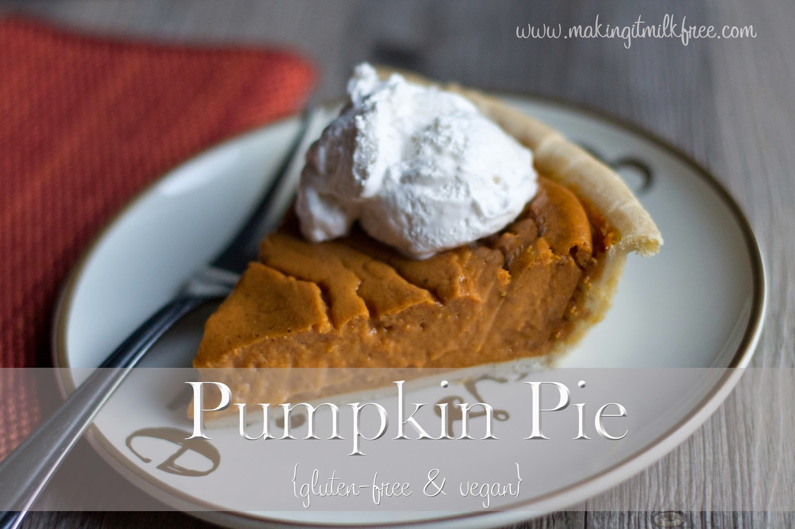 #glutenfree #vegan #pumpkin #thanksgiving #pie