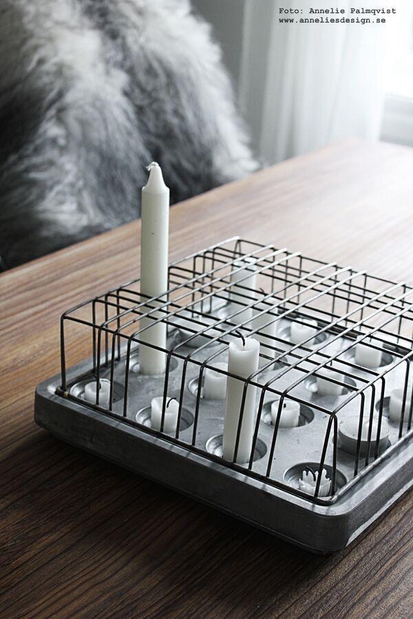 rengöra stumpastaken i ugnen, tips, rengöring, stumpastake, ljusstake, galler, fårskinn, kök