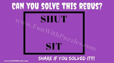 Hidden Meaning Rebus Puzzle to test your intelligence