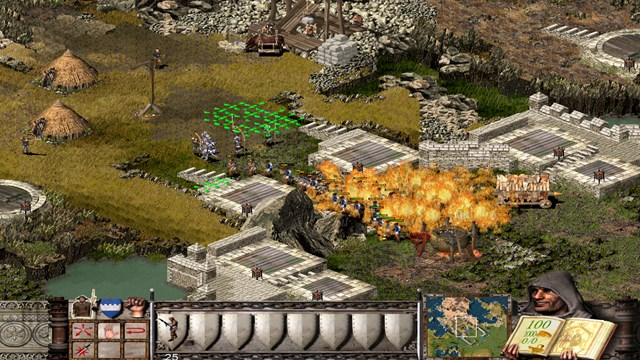 Download Stronghold 1 PC Games Gameplay