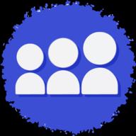 myspace social button