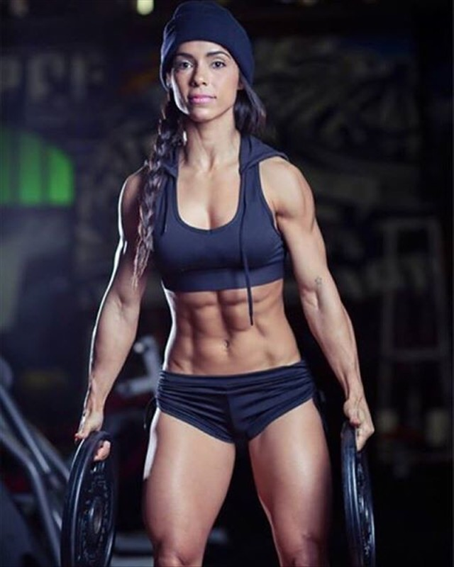Fitness pro Andreia Brazier