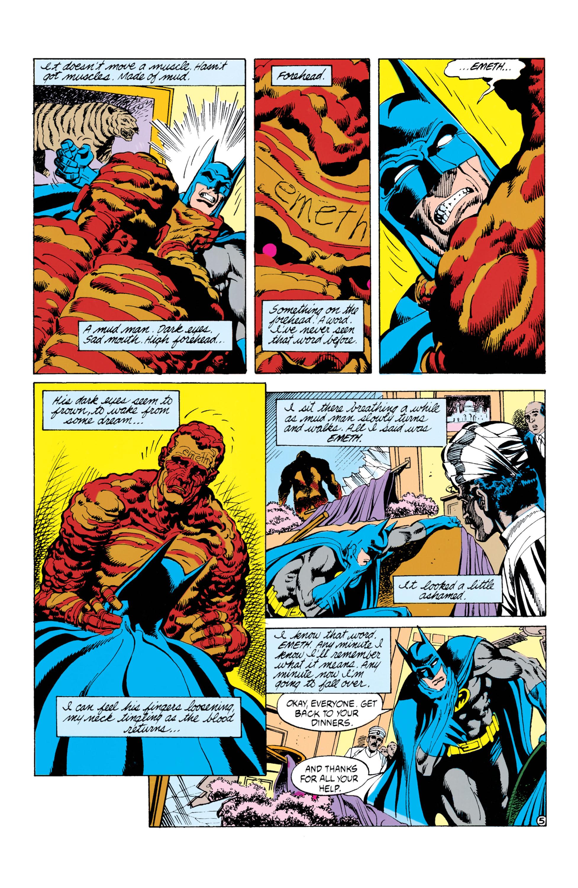 Detective Comics (1937) 632 Page 5
