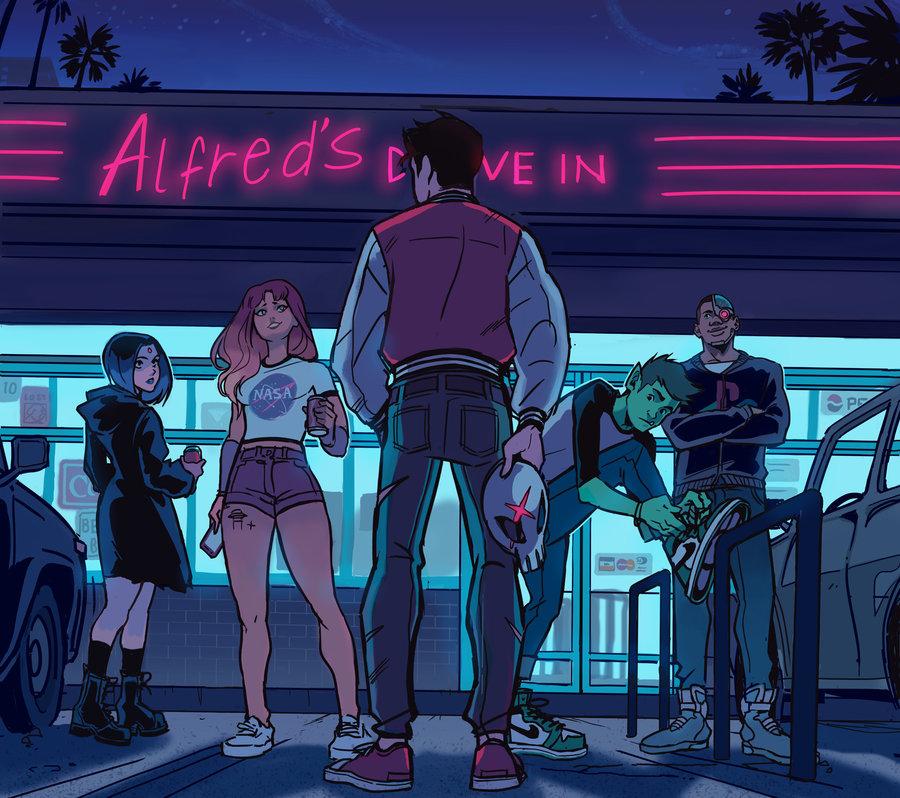 Artists' Alley CCXP 2018   As incríveis Fanarts de Gabriel Picolo