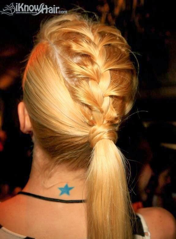 Fantasy Braid Style