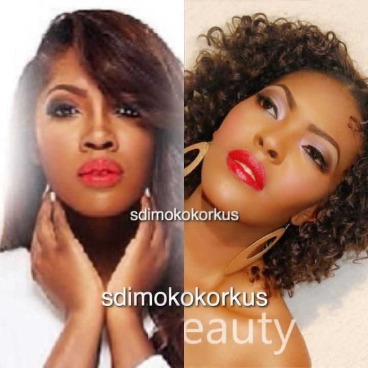 Stella Dimoko Korkus com: Tiwa Savage Look Alike    WOW!