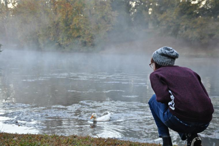 PAKA sweaters Charlottesville landscape photography