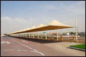 DOME CAR PARKING SHADES & Car Parking Shades Suppliers in UAE: CAR PARK SHADES PARKING ...