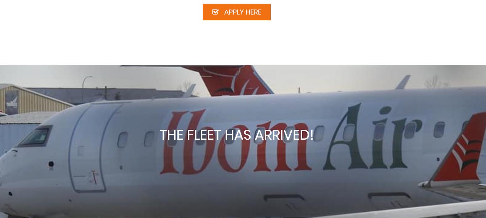 Ibom Air Jobportal
