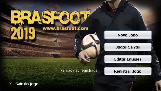 Download Brasfoot 2019 build 0.4 - Windows + Novo Registro
