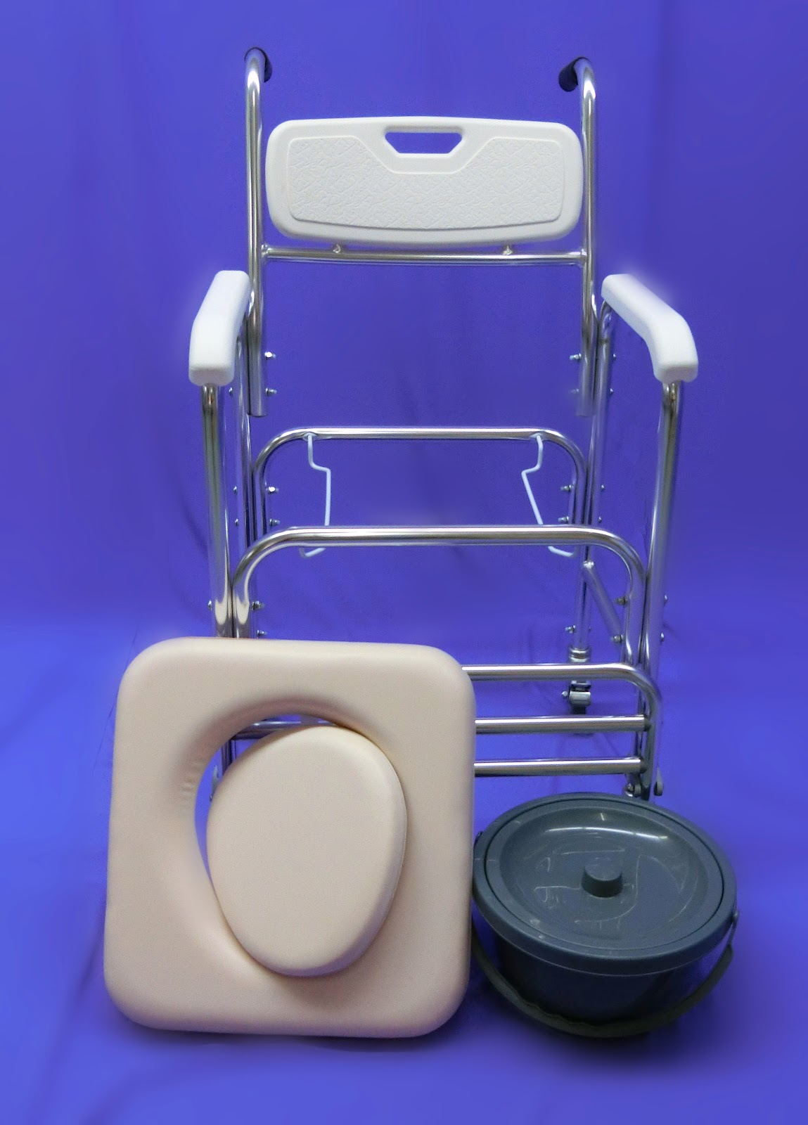 shower chair malaysia how to make a mat aluminium commode fold up foot end 7 31 2017 15 pm