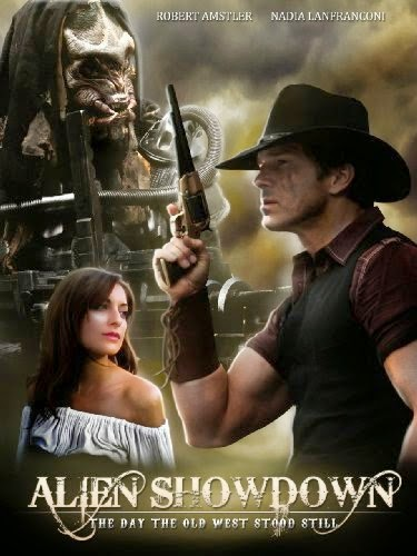 Alien Showdown: The Day the Old West Stood Still  (2013) BRRip ταινιες online seires oipeirates greek subs