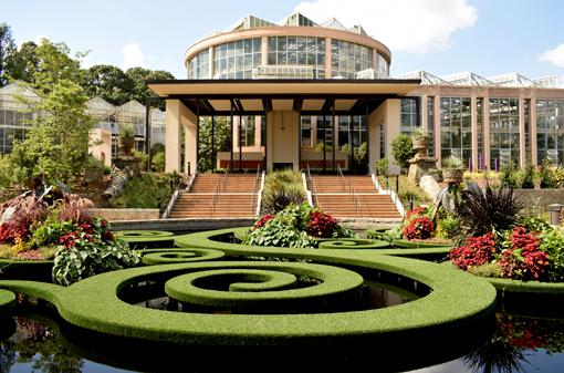 """""""The Curious Garden""""   Atlanta Botanical Garden   Photo: Travis S. Taylor"""